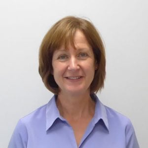Image of dental receptionist Cheryl Wallace