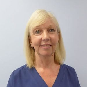 Image of dental nurse Debbie Kirk