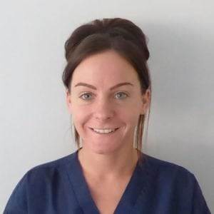 Image of dental nurse Joanne Rigg