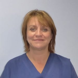 Image of dental hygienist Linda Koziarska