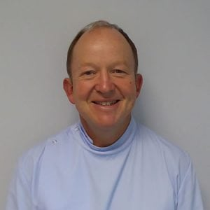 Image of dentist Paul G Winstanley