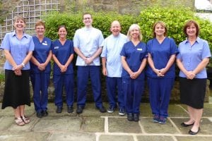 stain house dental practice team